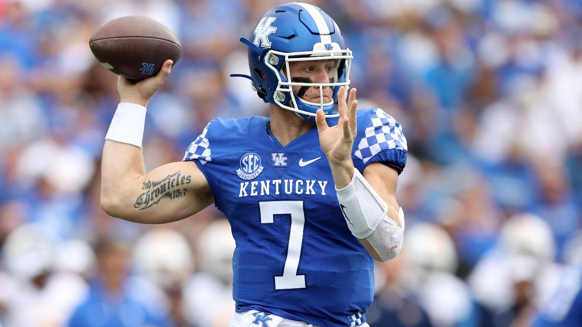 College Football Odds, Picks, Predictions: The Side to Bet for Kentucky vs. South Carolina (Saturday, September 25) article feature image