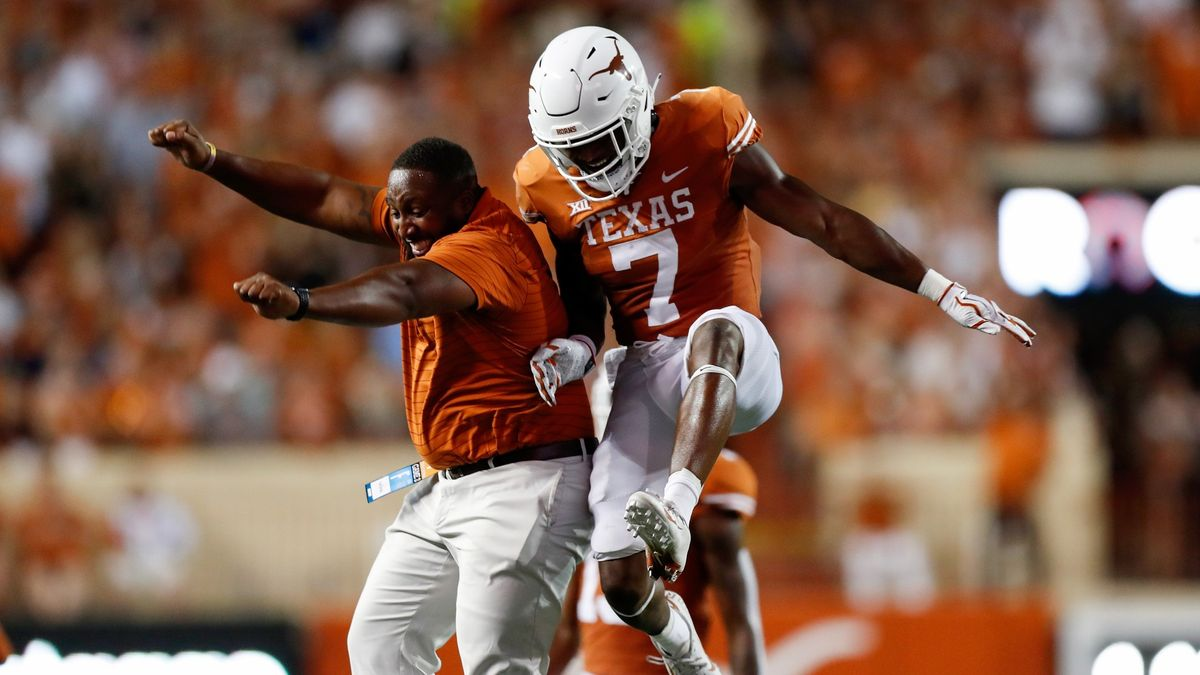 Texas vs. TCU Betting Odds, Picks: Target the Total in Saturday's In-State Big 12 Game (October 2) article feature image