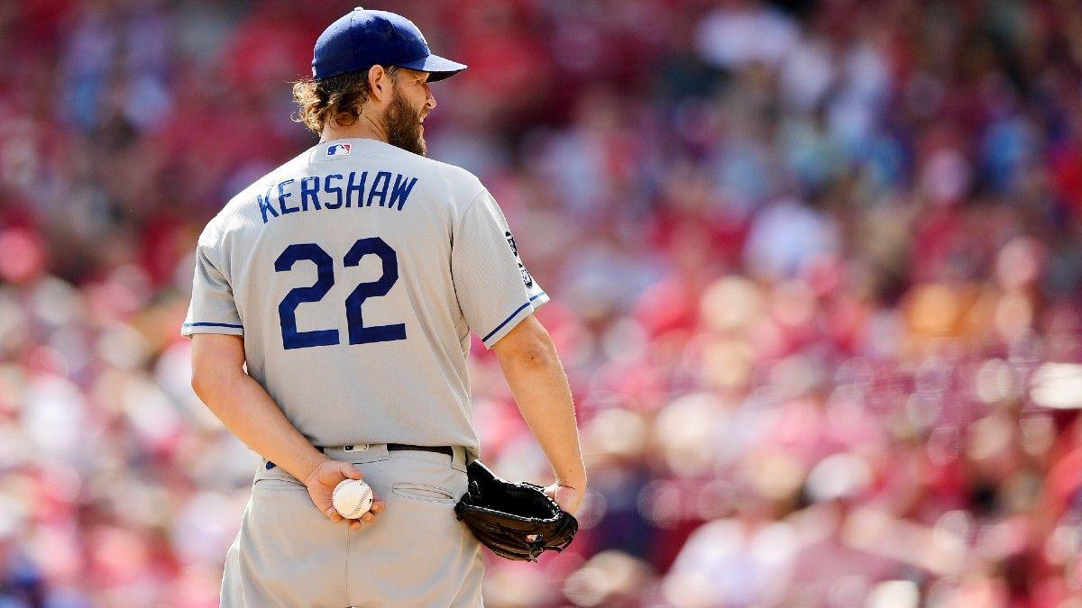 Dodgers vs. Diamondbacks Odds, Pick & Preview: Arizona Looks To Play Spoiler Against Kershaw (Saturday, September 25) article feature image