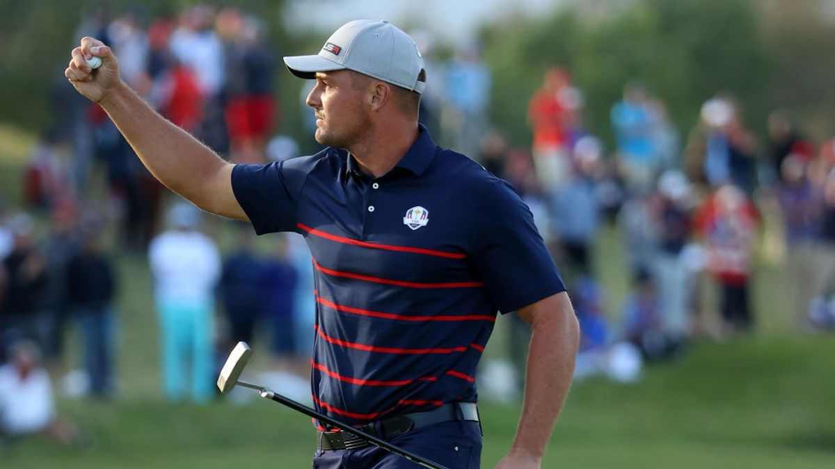 2021 Ryder Cup Odds & Picks: 4 Best Bets for Saturday Morning's Foursomes (Sept. 25) article feature image