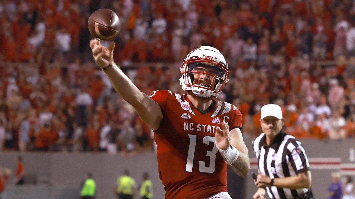 College Football Odds, Predictions, Picks for Louisiana Tech vs. NC State: Target Saturday's Total (October 2) article feature image
