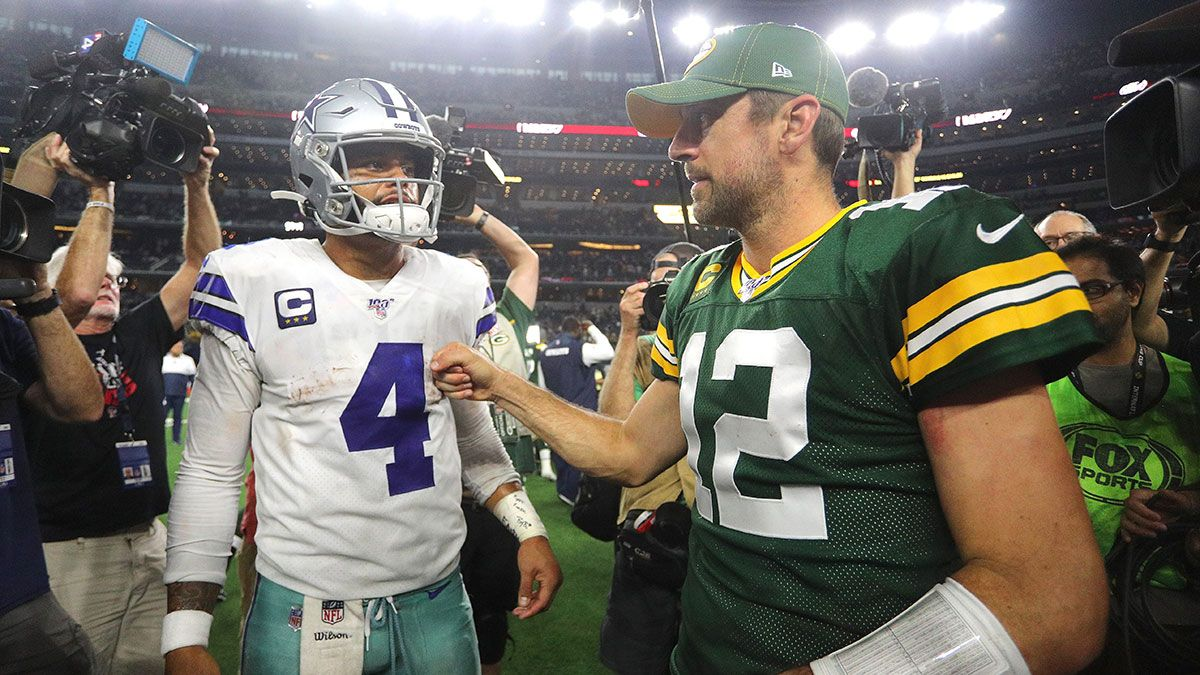 Super Bowl Contenders: Packers, Cowboys, Buccaneers and Chiefs Headline Favorites For Super Bowl LVI Run article feature image