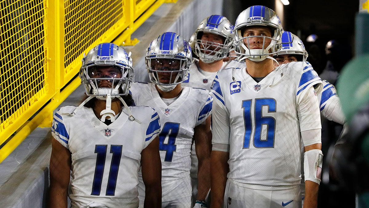 Lions vs. Bears Odds, Promo: Bet $5,000 on the Lions Risk-Free! article feature image