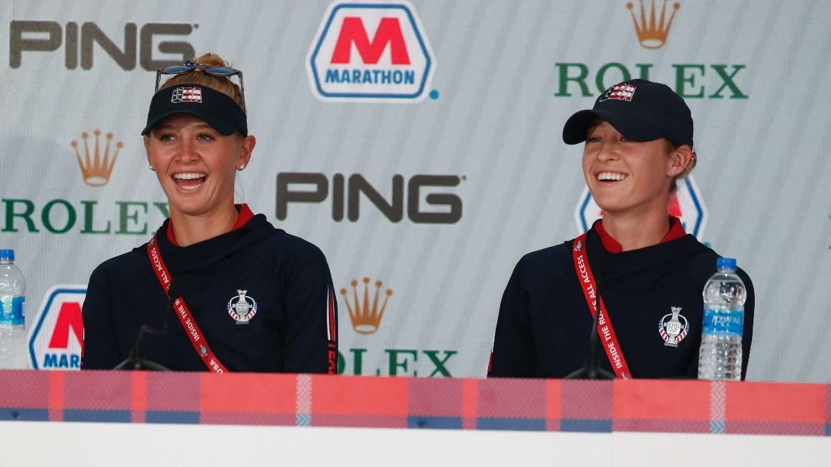 2021 Solheim Cup Betting Preview: Analysis, Picks, Predictions for United States vs. Europe article feature image