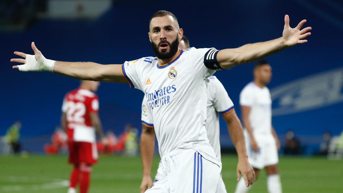 2021 Champions League Odds, Picks, Predictions: Projections for Opening Matches, Including Real Madrid article feature image