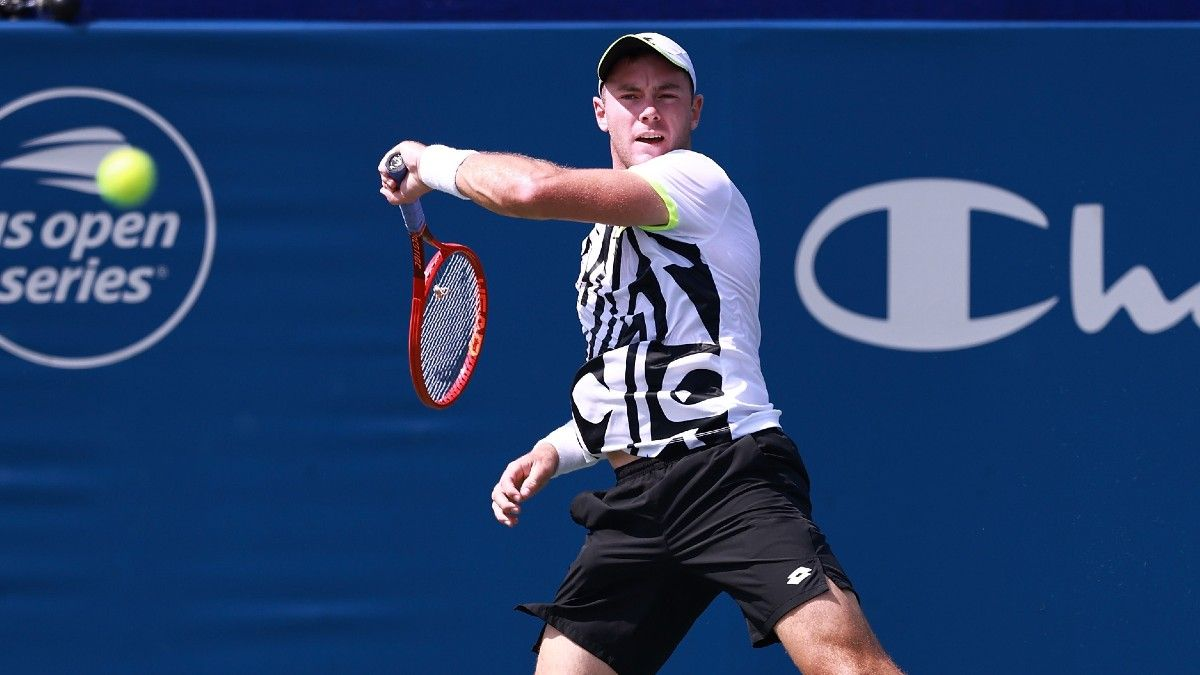 San Diego ATP 250 Tennis Betting Picks: How To Bet Schwartzman vs. Gaio article feature image