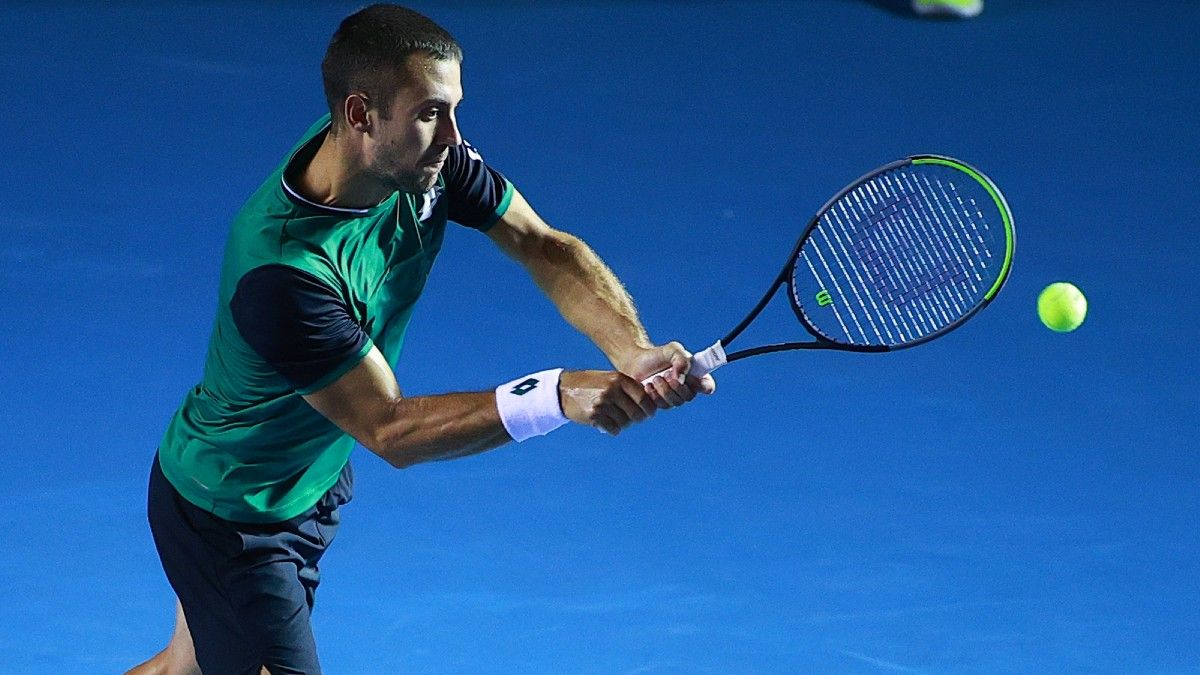 Thursday Morning Tennis Picks: How to Bet ATP 250 in Sofia article feature image