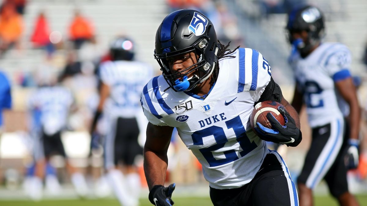 Northwestern vs. Duke College Football Odds & Pick: When to Bet Blue Devils (September 18) article feature image