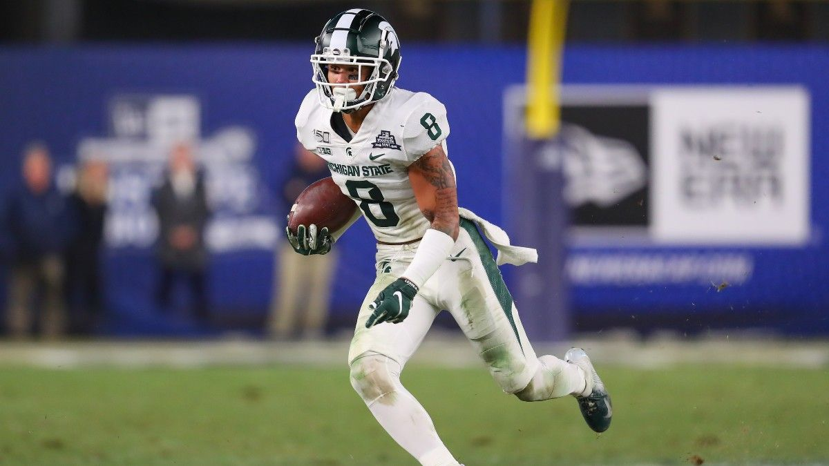 Michigan State vs. Northwestern Odds, Pick, Prediction: The Bet to Make for Friday's Big Ten Showdown article feature image