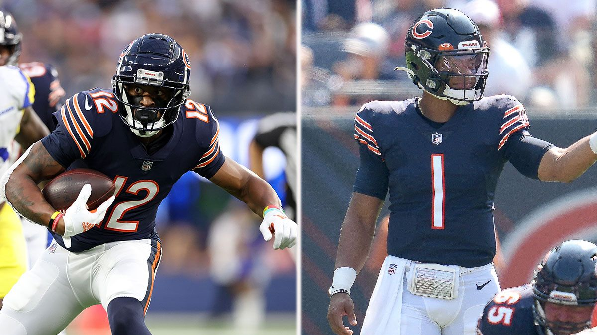 Allen Robinson in WR1 Fantasy Football Conversation after Bears' Justin Fields Named Starting QB article feature image