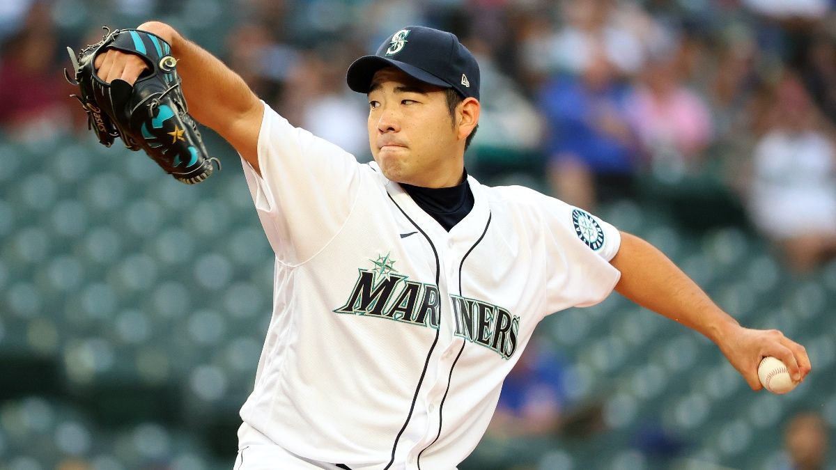 MLB Player Prop Bets & Top Betting Angles, Including Yusei Kikuchi & Taylor Hearn (Sunday, Sept. 12) article feature image