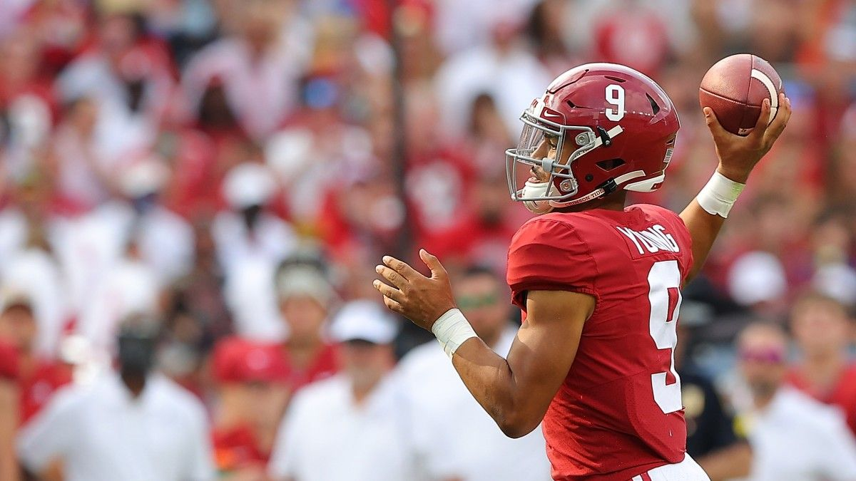 2021 Heisman Trophy Power Rankings for Week 5: Last Week of Betting Value for Bryce Young & Matt Corral article feature image