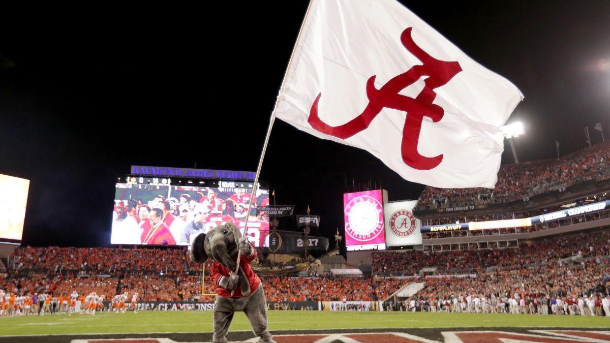 Alabama vs. Florida Odds, Promo: Win $300 if Alabama Scores 3+ Points! article feature image