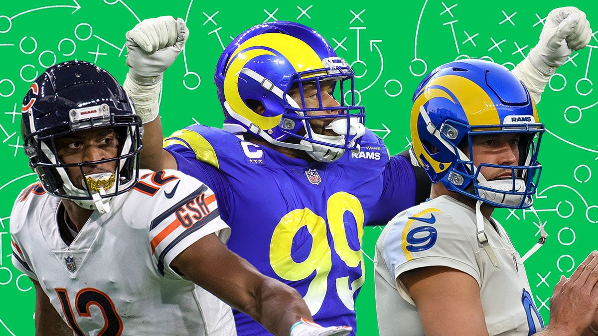 Rams vs. Bears Odds, Predictions, Sunday Night Football Pick: How To Bet This Week 1 NFL Spread & Total article feature image