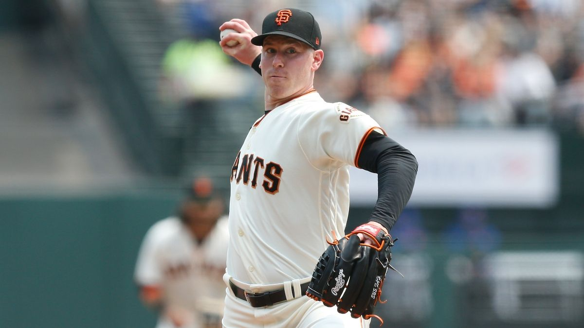 Friday MLB Odds, Preview, Prediction for Dodgers vs. Giants: How Bettors Should Fade Anthony DeSclafani (Sept. 3) article feature image