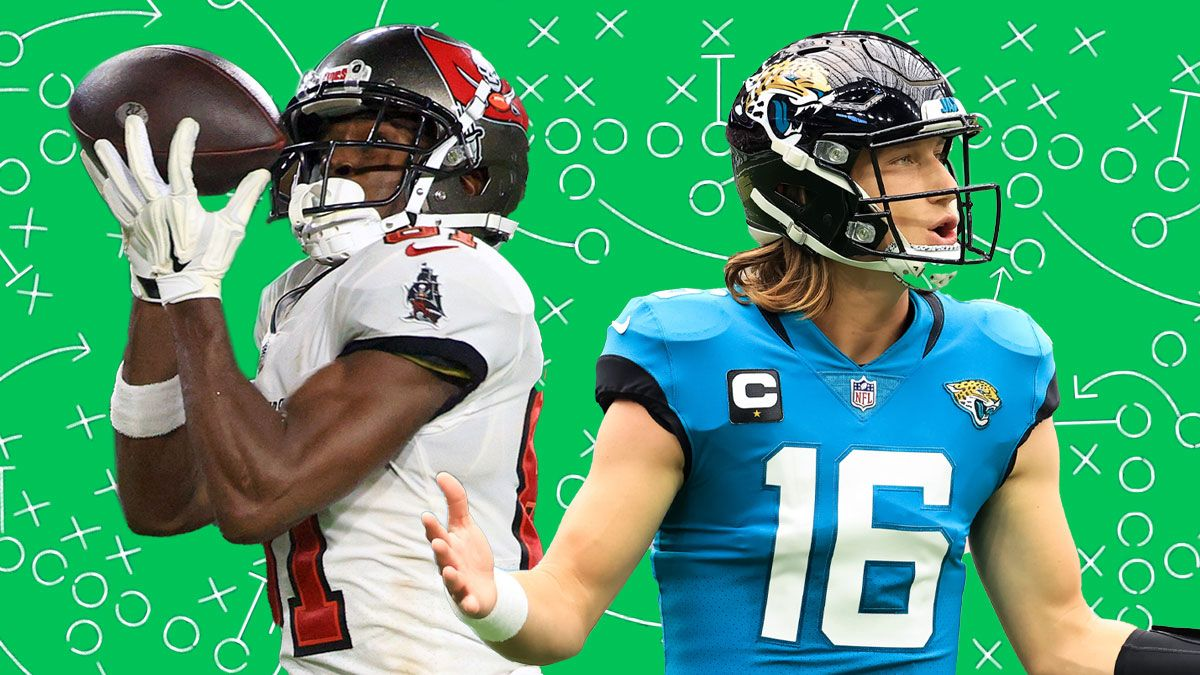 Who To Start, Who To Sit In Fantasy Week 2: Start Antonio Brown, Sit Trevor Lawrence & James Robinson article feature image