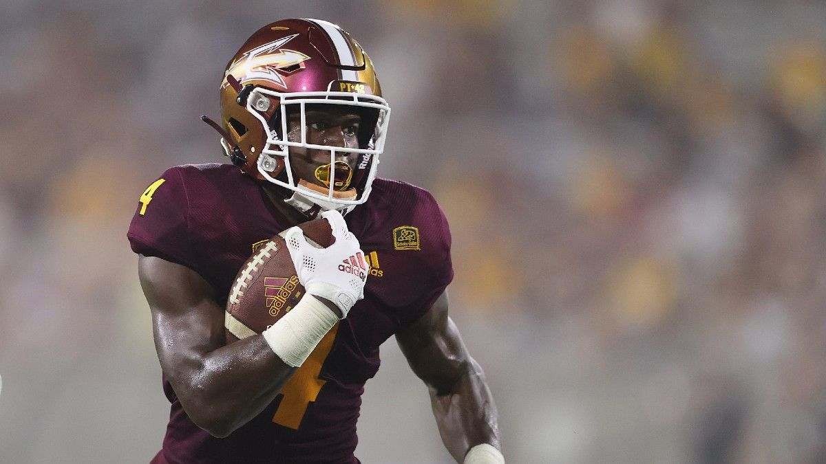 College Football Odds, Picks, Predictions for Colorado vs. Arizona State: Expect ASU to Run Away With Big Win (Sept. 25) article feature image