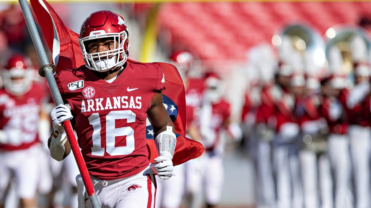 Arkansas vs. Georgia Odds & Pick for Week 5 of College Football: Can Razorbacks Remain in Game vs. Bulldogs? article feature image
