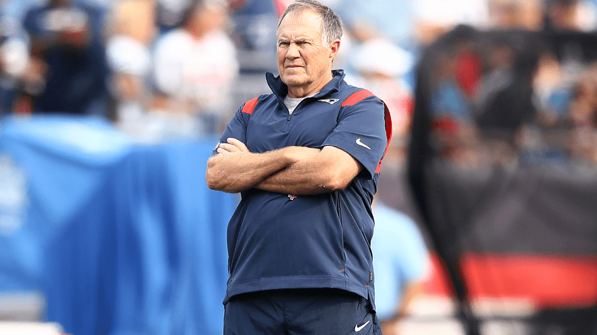 Buccaneers vs. Patriots Early Line Movement: Will Anyone Bet Belichick Over Brady on Sunday Night Football? article feature image