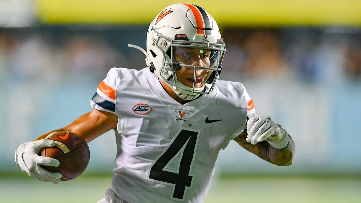 College Football Betting Model Predictions, Picks: Wake Forest vs. Virginia Among Friday Night's Top Value Bets article feature image