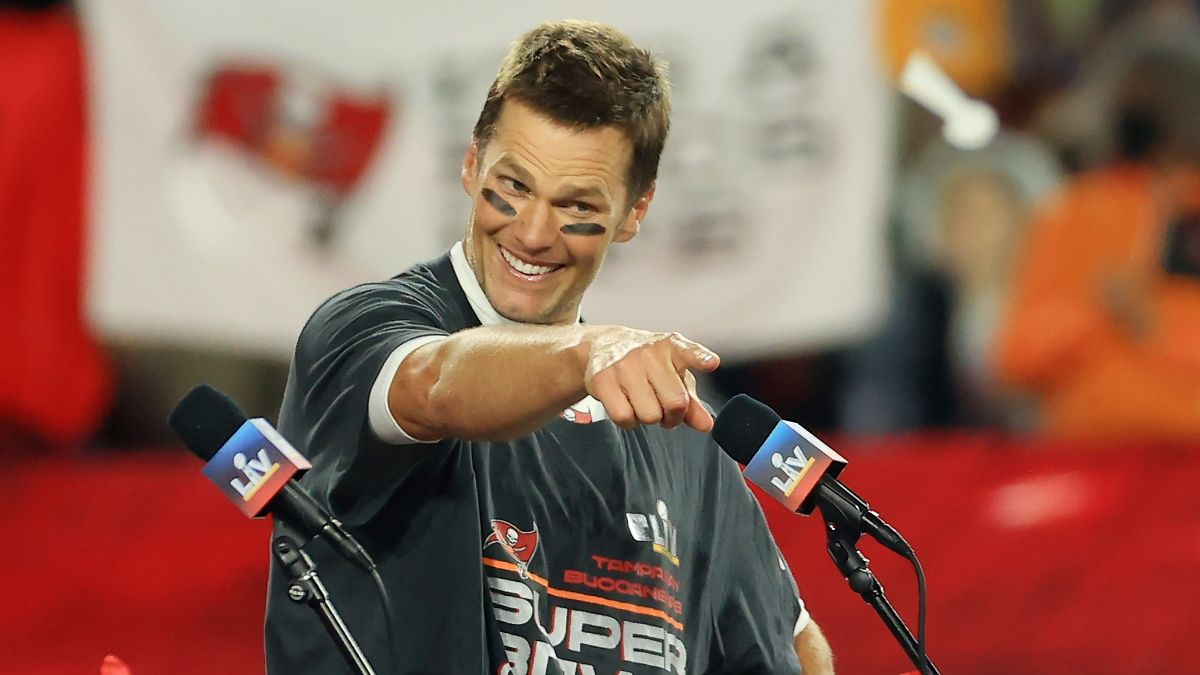 Buccaneers vs. Patriots Odds, Promos: Win $205 if Tom Brady Throws for 68+ Yards, and More! article feature image