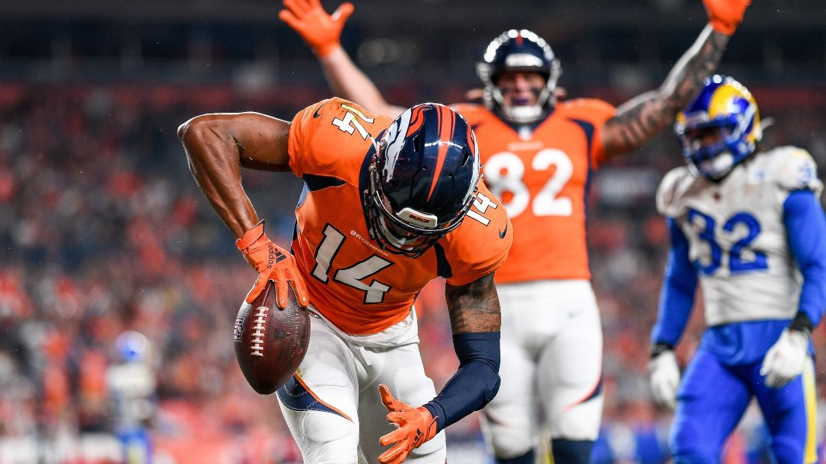 Broncos vs. Steelers Odds, Promo: Get an Instant Bet Match up to $500! article feature image