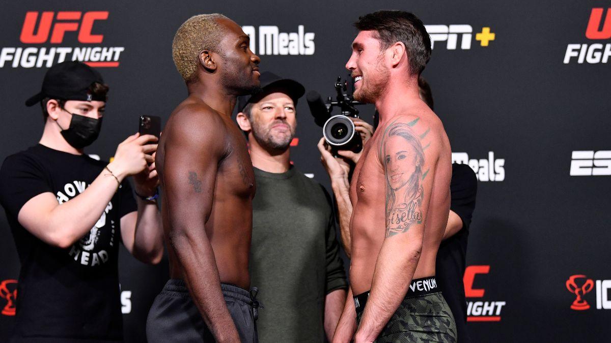 Derek Brunson vs. Darren Till Odds, Pick & Prediction: 2 Ways to Play Saturday's UFC Main Event (Sept. 4) article feature image