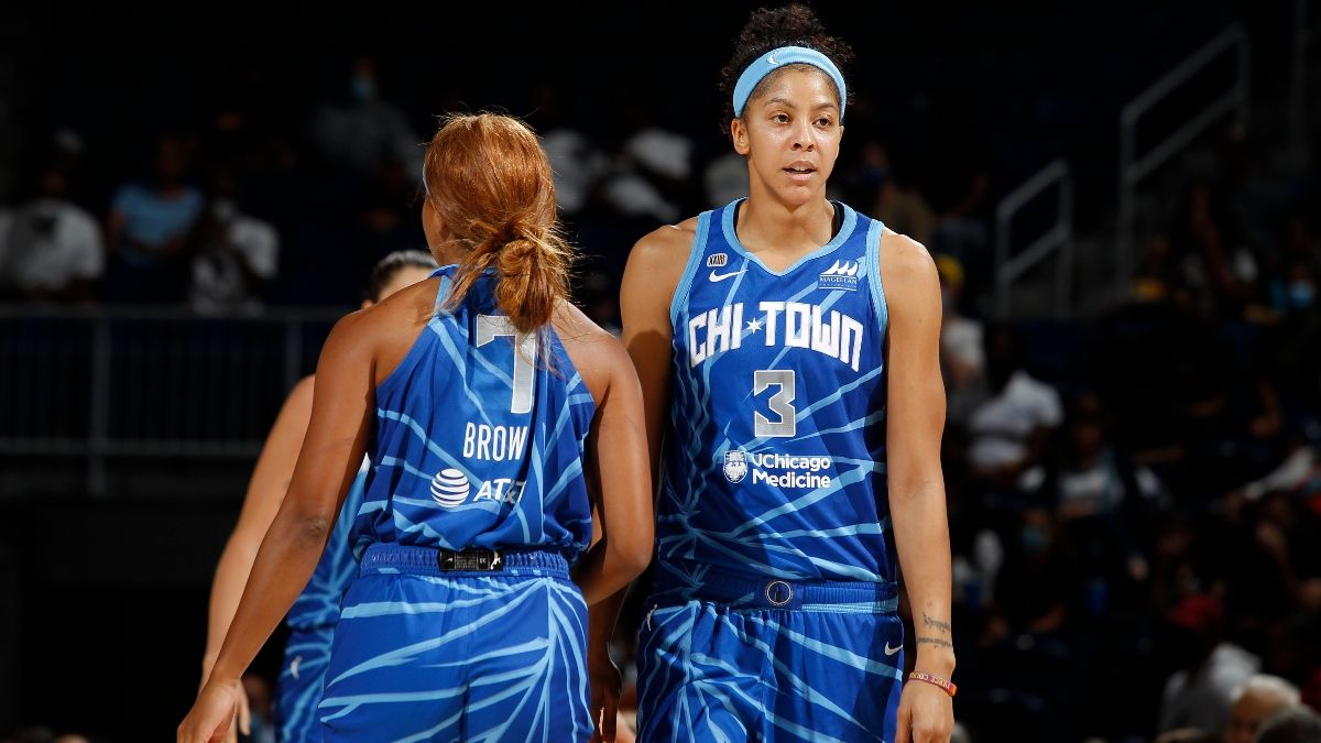 WNBA Playoffs Odds, Picks, Predictions: Betting Analysis for Mercury vs. Storm & Sky vs. Lynx (Sunday, September 26) article feature image