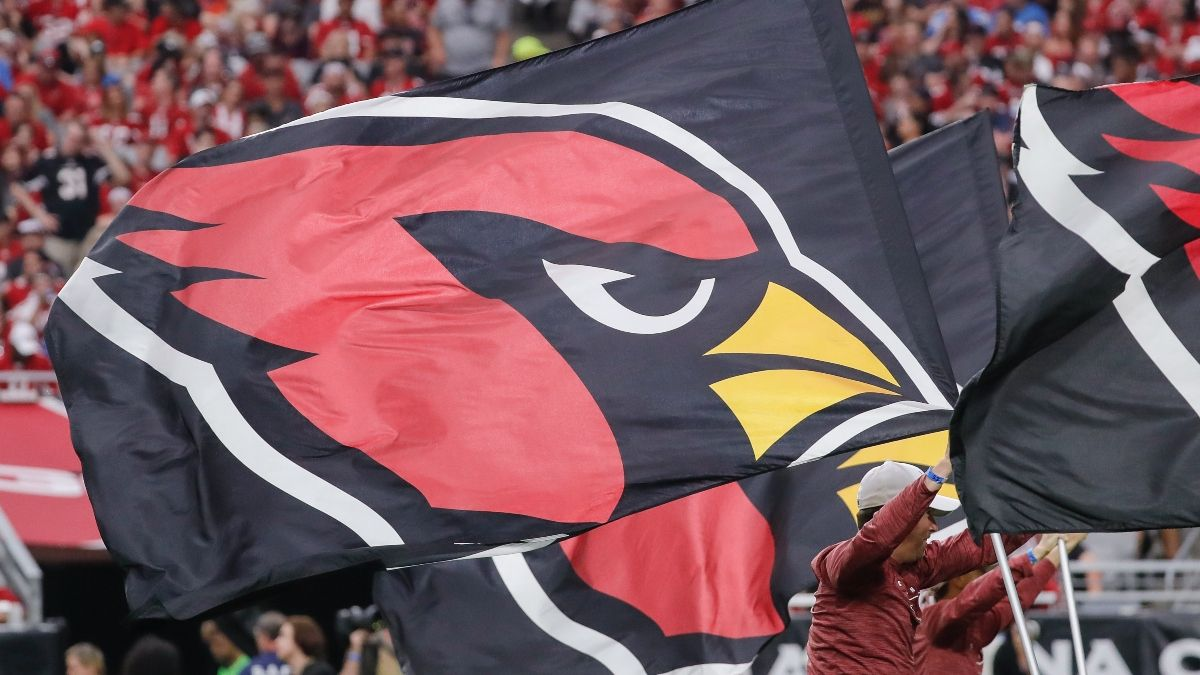 Cardinals vs. Jaguars Odds, Promo: Get a Risk-Free Bet Up to $5,000 and a Free Cardinals Jersey! article feature image