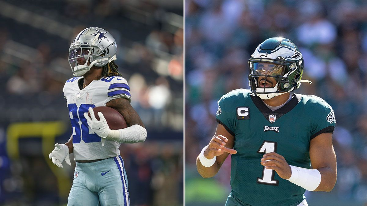 Cowboys v. Eagles Monday Night Football Player Props: These CeeDee Lamb Props Are Most Popular article feature image