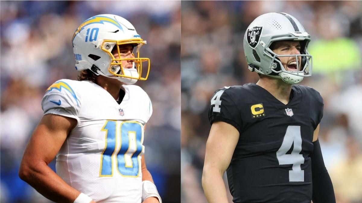 Raiders vs. Chargers Odds, Promo: Bet $1+, Get $200 FREE! article feature image