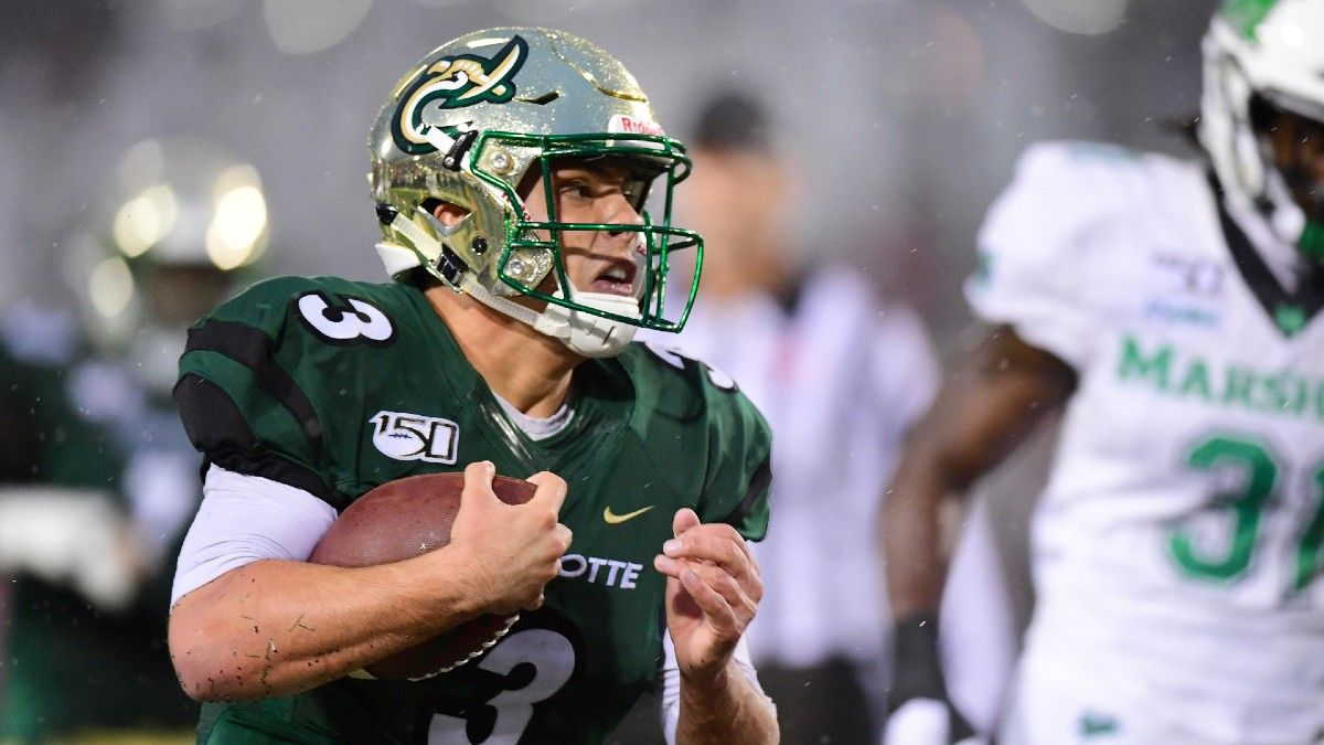 Middle Tennessee vs. Charlotte Betting Odds, Picks: The Bet to Make on Friday Night's Over/Under (September 24) article feature image