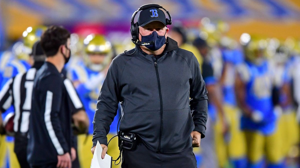 2021 College Football Odds, Picks & Predictions for LSU vs. UCLA: Sharps Align With Betting Model Projections article feature image