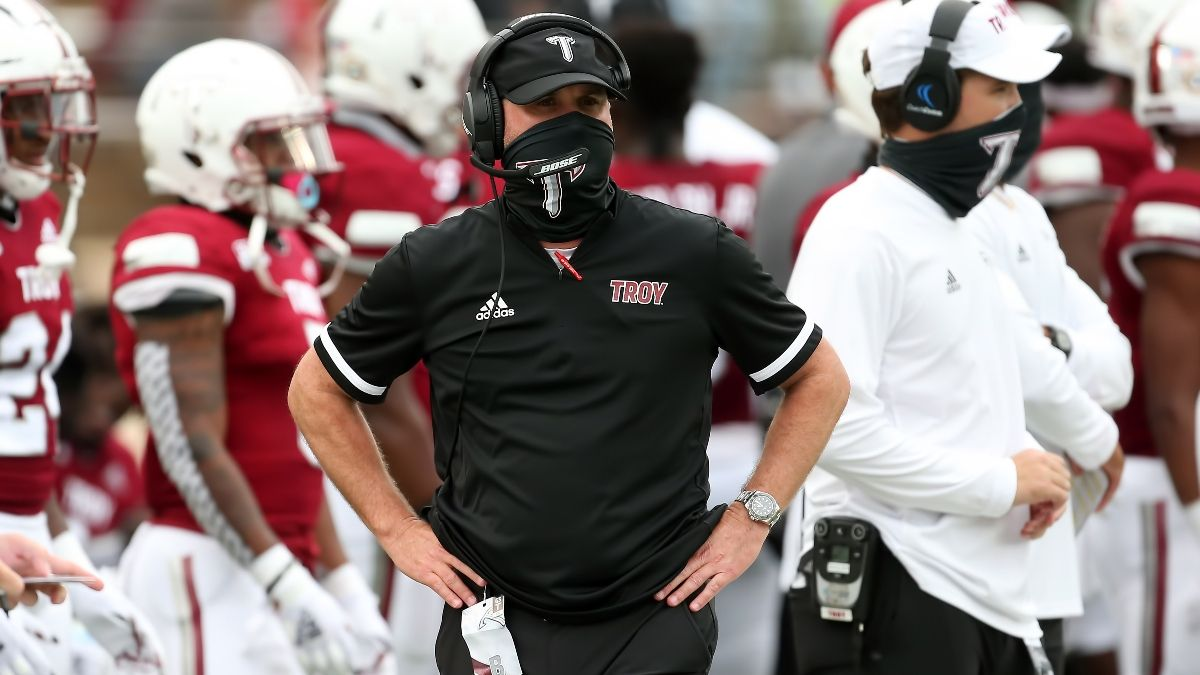 Liberty vs. Troy Odds, Prediction Pick: Betting Value on Trojans in Week 2 College Football Game (September 11) article feature image