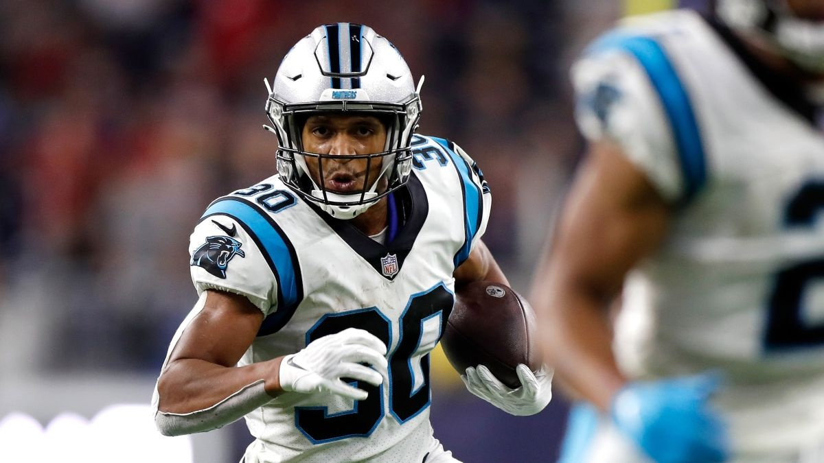 Target Chuba Hubbard In Fantasy Football? How Much FAAB To Spend To Roster Panthers RB article feature image