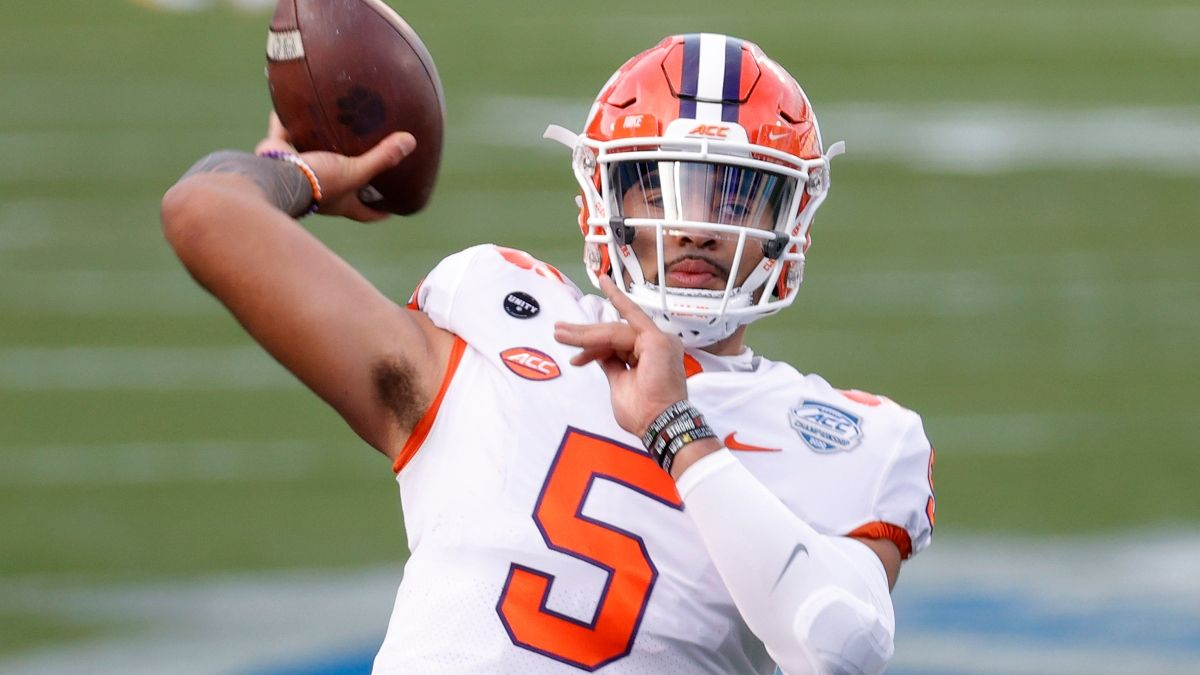 Clemson vs. Georgia Odds, Promo: Bet Either Team Risk-Free Up to $5,000! article feature image