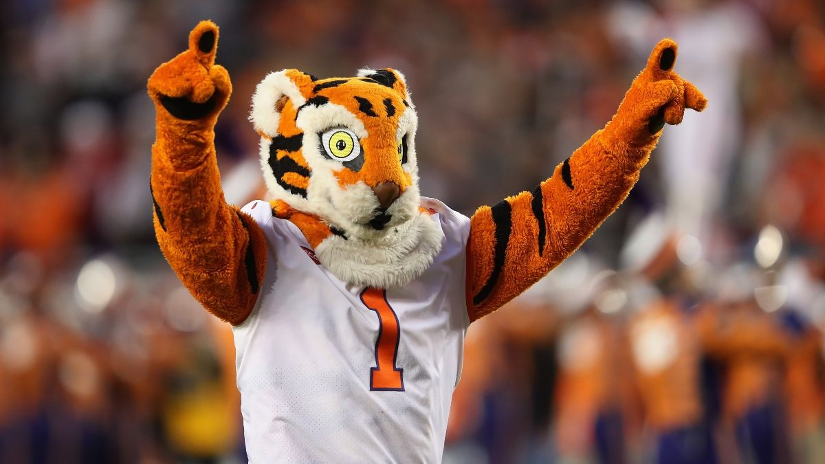 Clemson vs. Syracuse Odds, Promo: Bet $5,000 Risk-Free on Either Team! article feature image