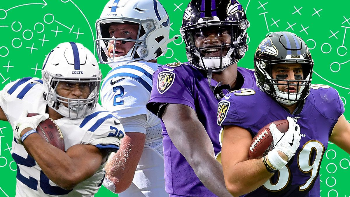 Monday Night Football Colts vs. Ravens NFL Odds, Picks: Betting Preview, Predictions for Week 5 article feature image