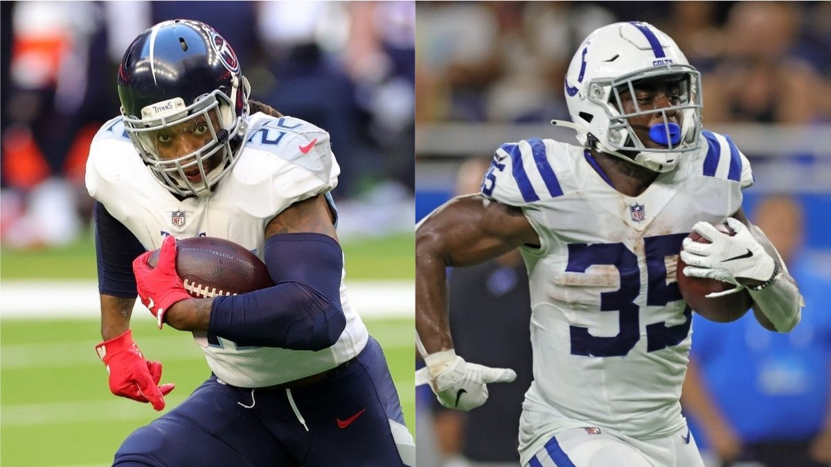 Colts vs. Titans Odds, Promos: Win $200 if Either Team Scores a Touchdown, and More! article feature image