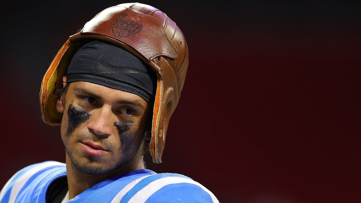 2021 Heisman Trophy Power Rankings & Odds: Matt Corral Is the New Favorite article feature image