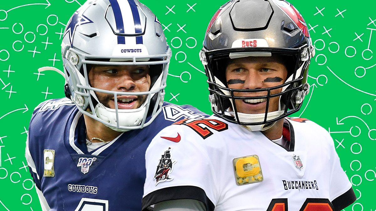 Cowboys vs. Bucs Odds, Preview, Predictions: The Only Thursday Night Football Betting Guide You Need article feature image