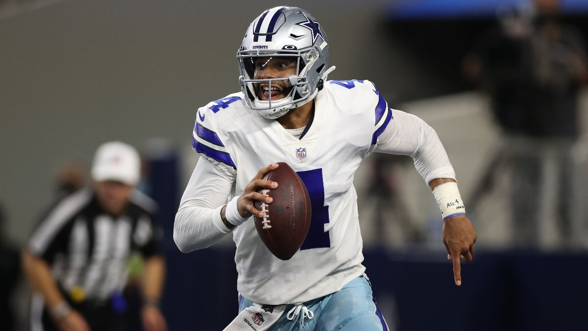 NFL Pick'Em Picks For Week 4: Cowboys, Jets, Ravens, More Favorites & Underdogs article feature image