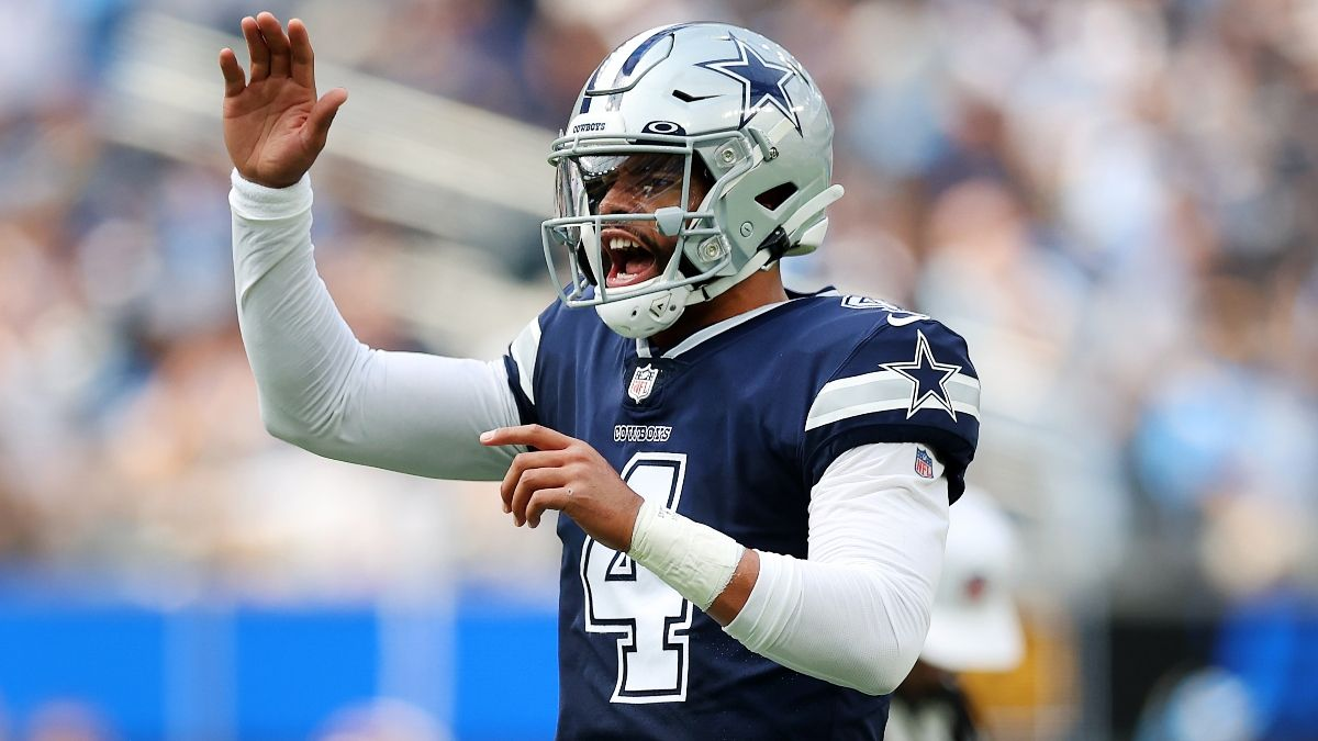 Panthers vs. Cowboys Odds, NFL Picks, Week 4 Predictions: How To Bet This Game Despite Lengthy Injury Report article feature image