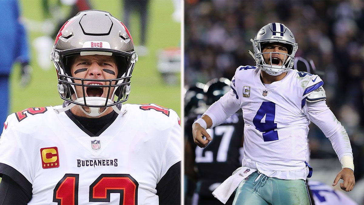 Cowboys vs. Buccaneers: How To Watch NFL 2021 Season Kickoff, 'Thursday Night Football' article feature image