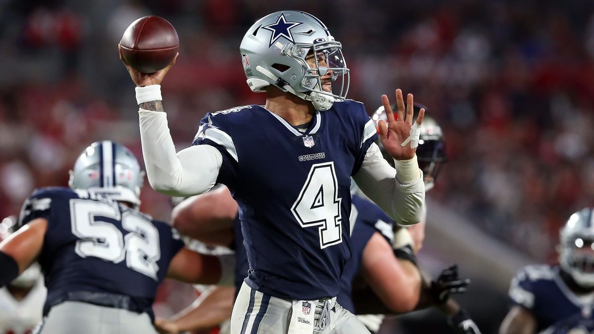 How Can I Stream Cowboys-Eagles Online? TV Channel, Guide to Watching Monday Night Football article feature image