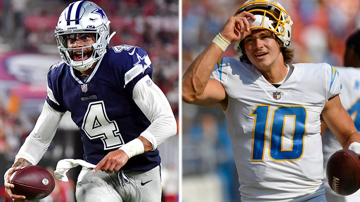 Cowboys vs. Chargers Odds, Predictions & NFL Pick: Still Betting Value On This Sky-High Week 2 Total article feature image