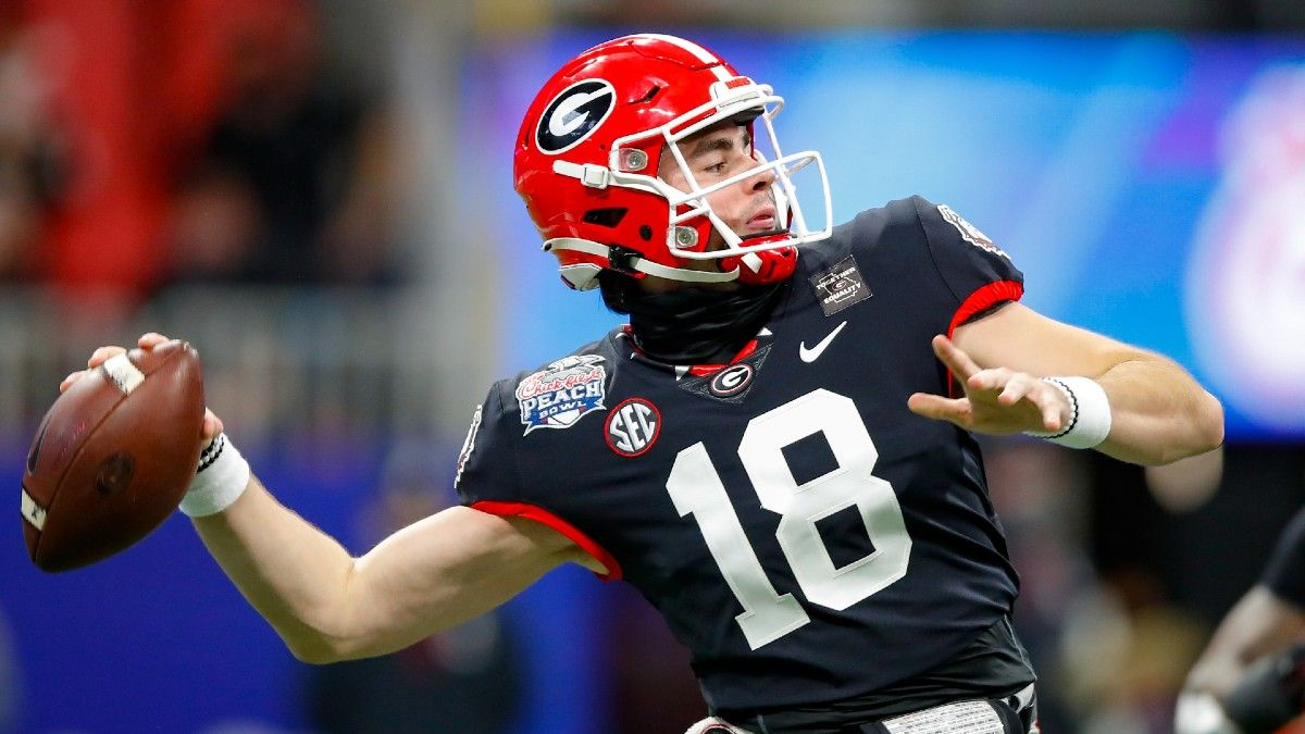 College Football Single-Game Parlay: Using PointsBet's Name a Bet Feature for Clemson vs. Georgia (Saturday, Sept. 4) article feature image