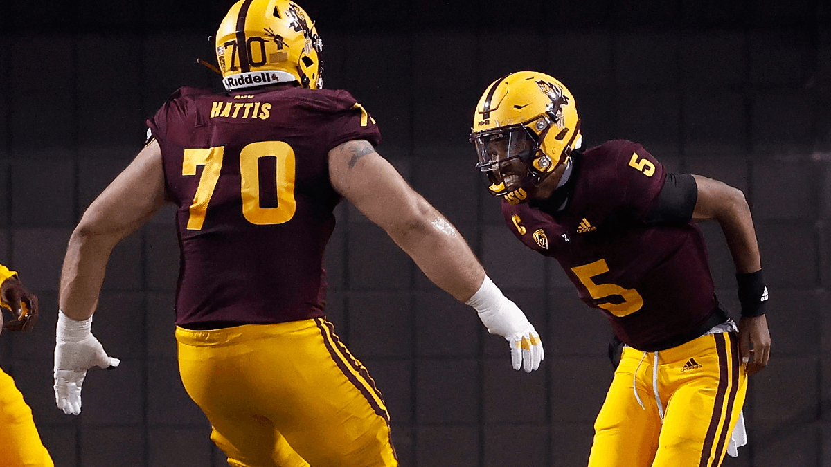 Arizona State vs. UNLV Week 2 Betting Odds: Spread & Total for September 11 article feature image