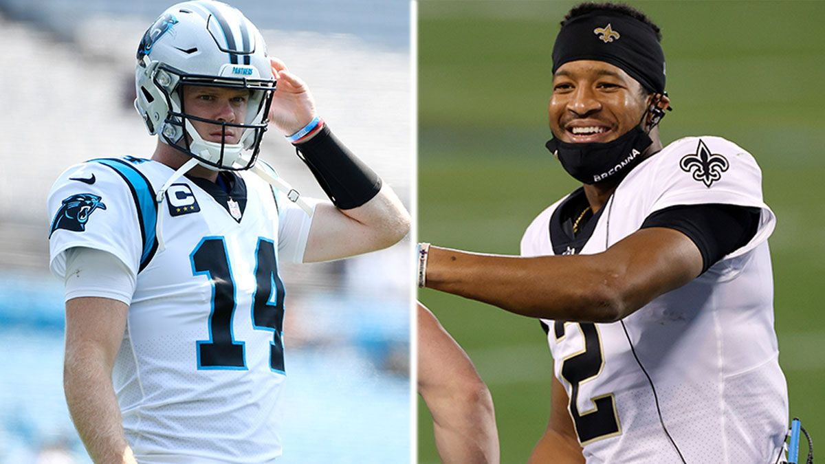 Saints vs. Panthers Odds & NFL Predictions For Week 2: Sunday's Underdog Offers Betting Value article feature image