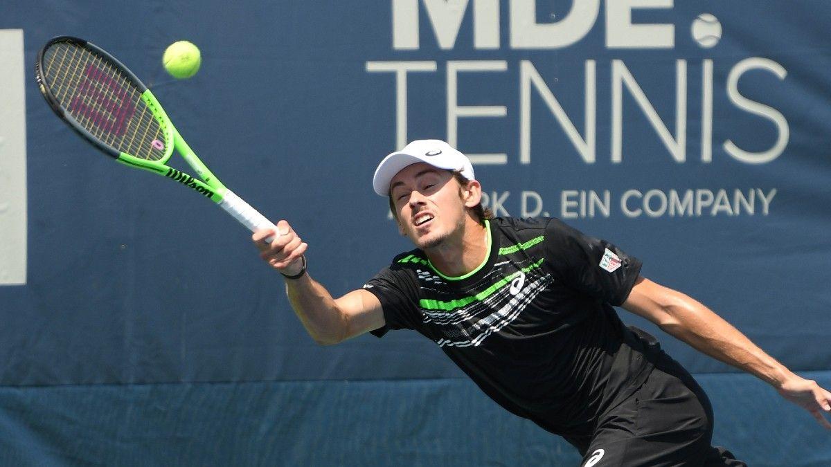 ATP Tennis Betting Picks: Karatsev, de Minaur Matches Feature (Thursday, Sept. 23) article feature image